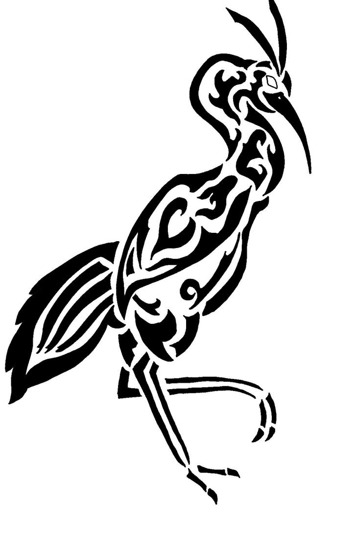 Tribal-Tattoos tribal_tattoo__bird_by_hellsingstyranitar