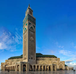 Hassan II Mosque by ouhti