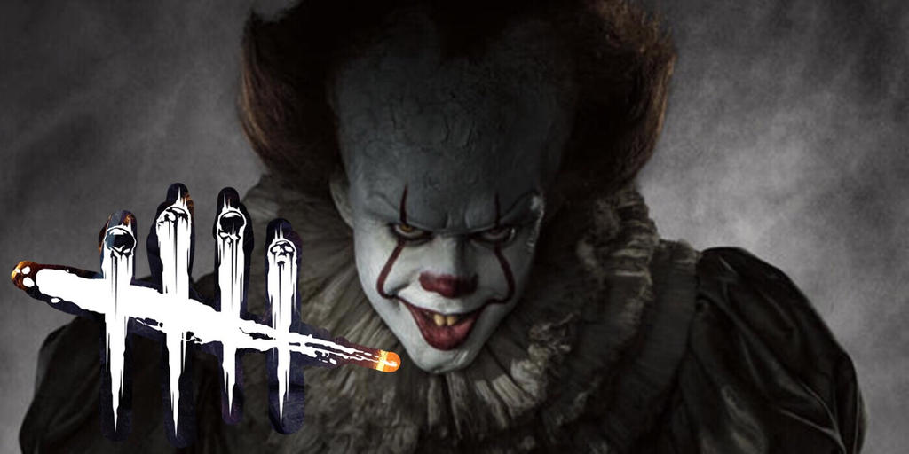Pennywise dead by daylight by EloySaenz on DeviantArt