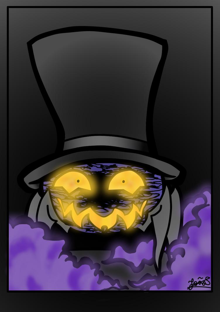 Curse of the magic topper by Cuelenix