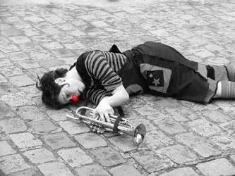 Little Pierrot by Valentinadhara
