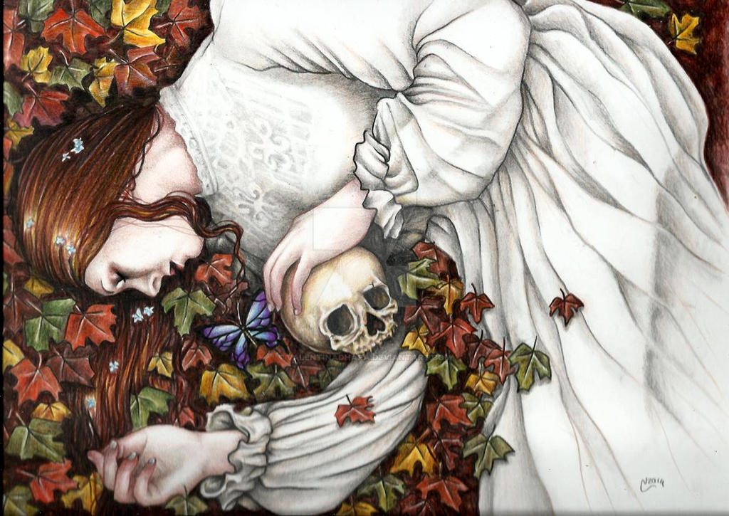 Death in Autumn by Valentinadhara