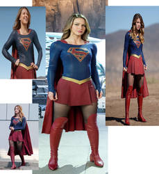 Supergirl (CW) tg tf