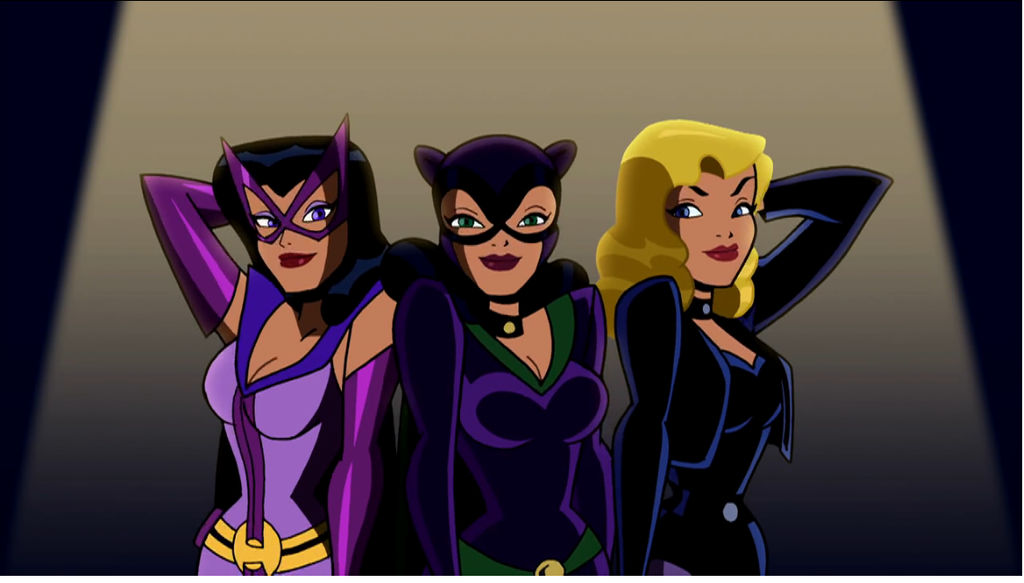 Naked girls in batman brave and the bold — 12