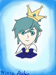 Prince Aubin OC