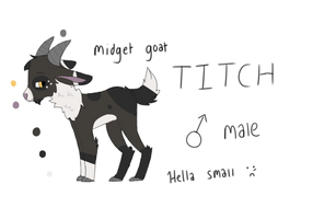 Titch Reference Sheet : 2015 by abiege