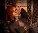 Elaine and Cullen by Leo-Fina