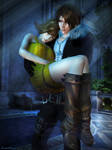 Squall x Selphie