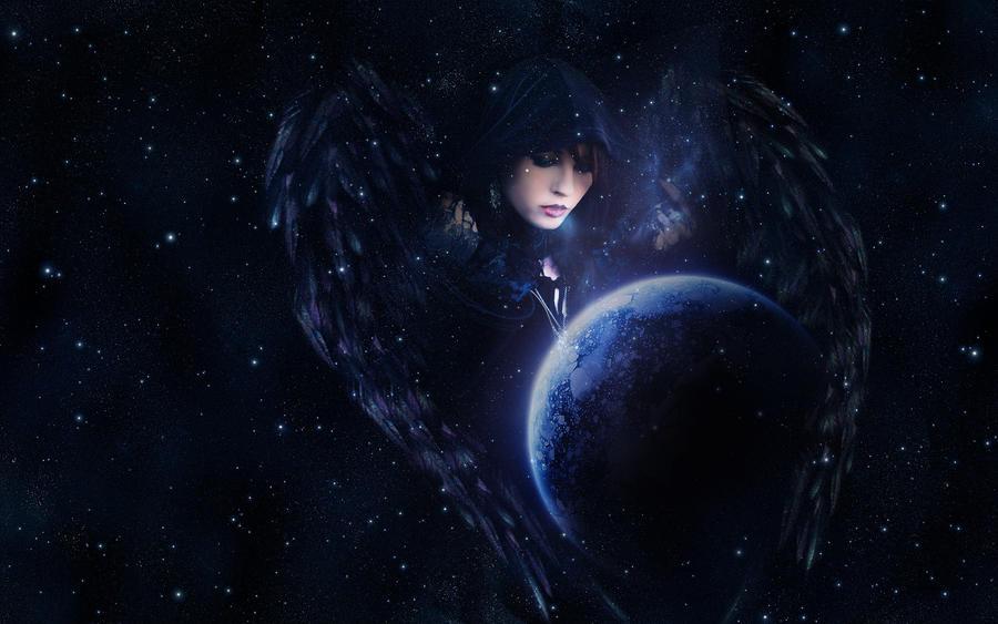 Nyx The Night By Blazingelysium On Deviantart