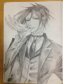 Sebastian Michaelis ~ Kuroshitsuji