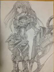 Monster Hunter Girl