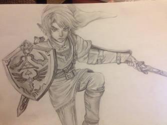 Link - Legend of Zelda