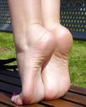 Bare Feet! by KnightRider2k