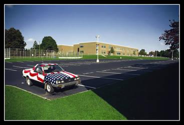 American Subaru by dragonorion
