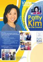 Patty Kim Postcard II by dragonorion