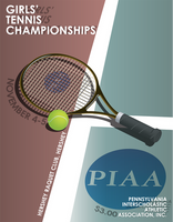 PIAA Girls' Tennis Championshi by dragonorion