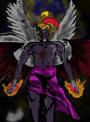 Kefka Pallazzo's final form