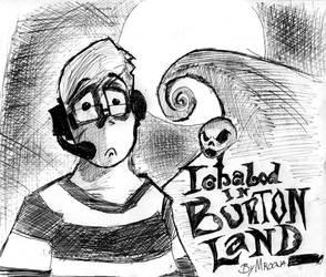 Ichabod in Burtonland by Mroowa