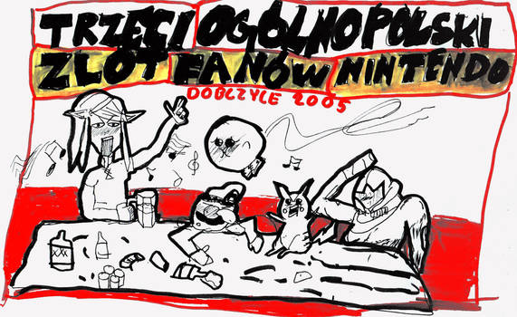 3rd Polish Nintendo Fans Show