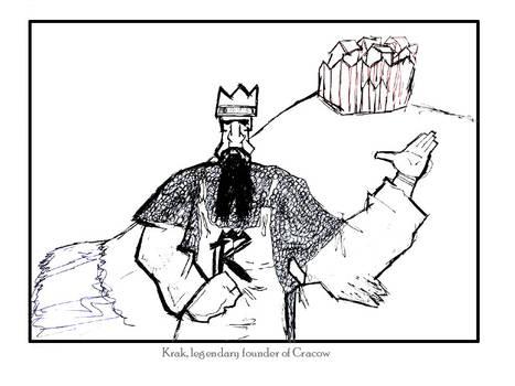 Monarchs of Poland 1: Krak