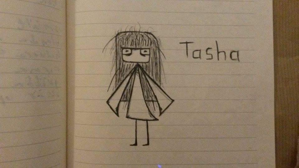 Tasha by MosquitoDrawsNStuff