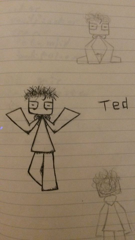 Ted by MosquitoDrawsNStuff