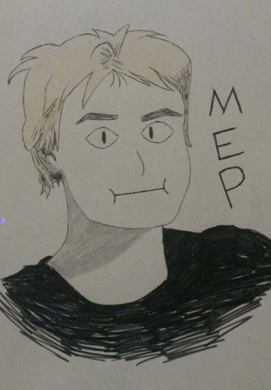 MEP by MosquitoDrawsNStuff