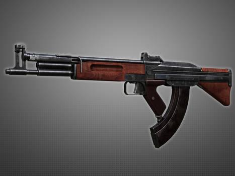 TKB-408 Korobov's Assault Rifle