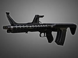 Korobov's Assault Rifle TKB-059 by Kutejnikov