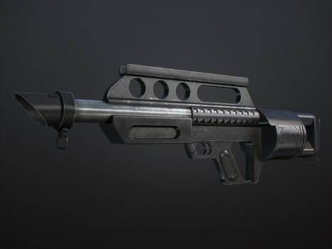 Pancor Jackhammer by Kutejnikov