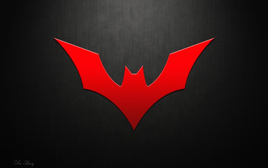 Batman Beyond symbol by Chris-Alvarez