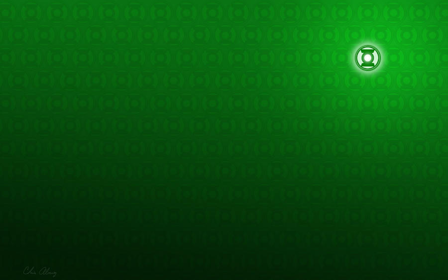 Green Lantern symbol pattern by Chris-Alvarez