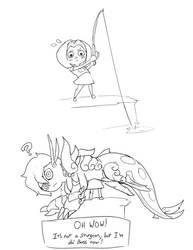 Fishing for Villagers