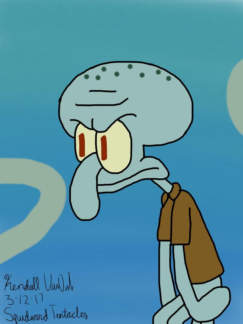 Squidward Tentacles~ Spongebob Squarepants by xX-Comical ...