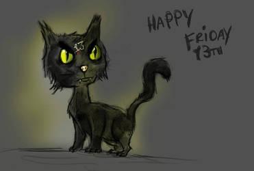 Happy Friday 13th by creative-jizz
