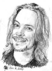 Arin Hanson portrait by Malu-CLBS
