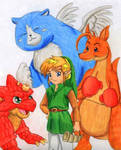 Link's Animal Friends