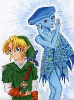 The Zora Sapphire by Malu-CLBS