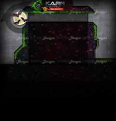 Karn eSports Team Website Theme