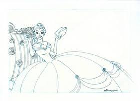 Vanity Fair: Disney 4 by Tella-in-SA