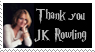 Thanks JK Rowling by Tella-in-SA