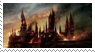 Hogwarts Burning by Tella-in-SA