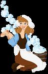 Peasant Princess: Cinderella