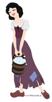 Peasant Princess: Snow White