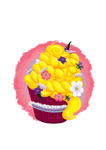 Princess Cupcake: Rapunzel