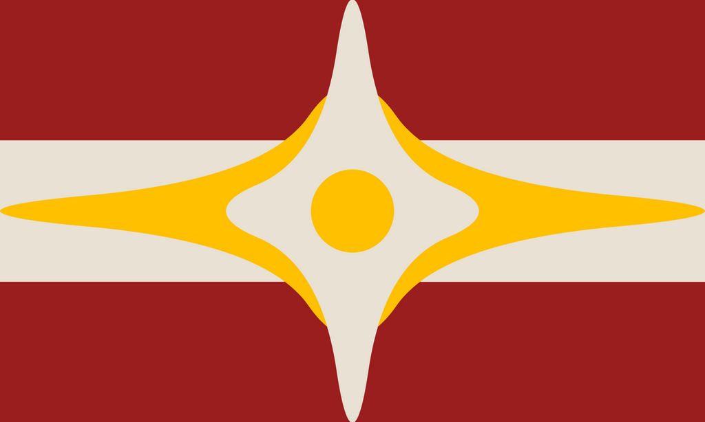 Alliance Flag by Timeward