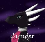 Cynder Avatar by Elana-Louise