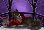 Balto and Jenna When the Storm Subsides