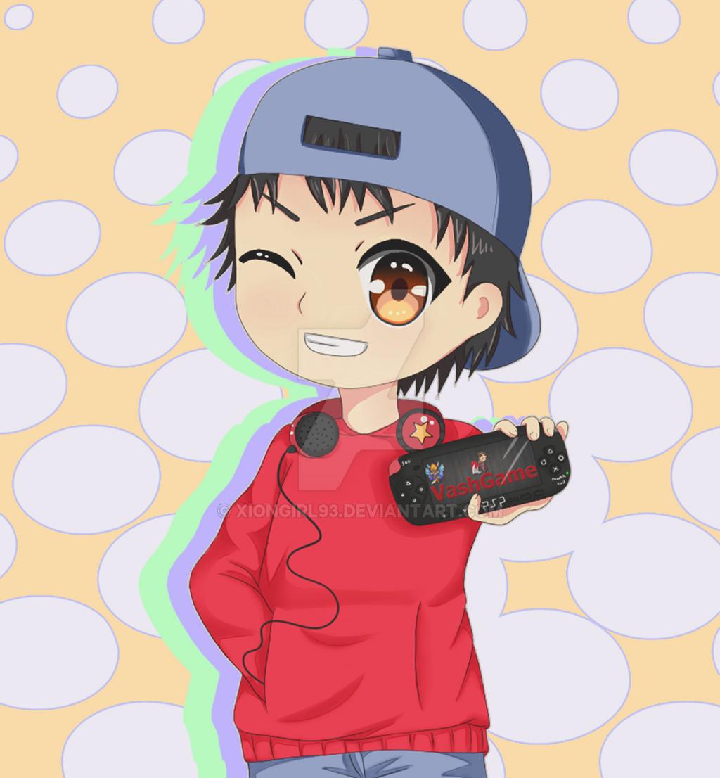 dibujo para el usuario vashgame youtube by xiongirl93 on