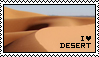 Stamp Desert by dragona